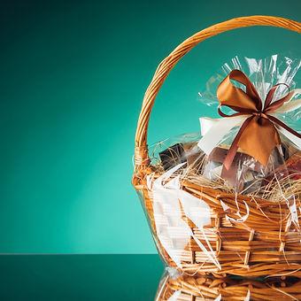 Gift basket hamper