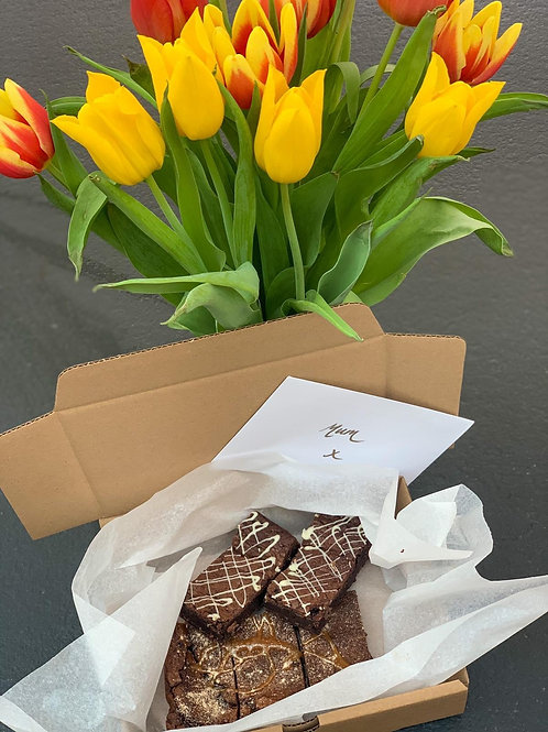 Mothers Day - Salted Caramel & Triple Chocolate
