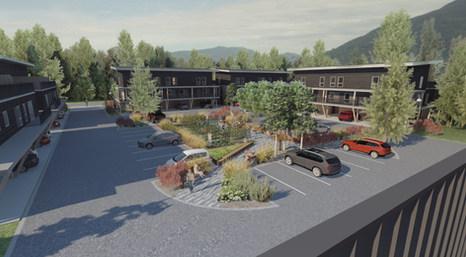 Mackenzie Village Phase 1 Rendering