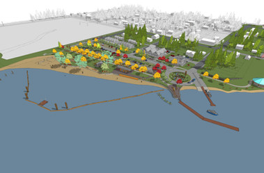 Slocan Waterfront Development Strategy