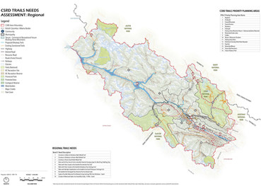Regional Trail Strategy: Golden + Area A