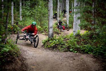 Golden Adaptive-Inclusive Trail
