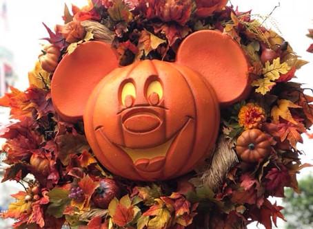 Fall into Fun at Disney's Magic Kingdom