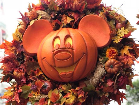 Fall into Fun at Disney's Magic Kingdom
