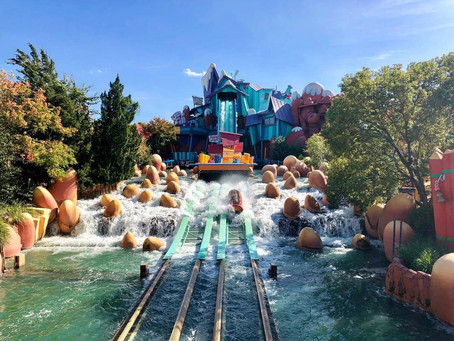 Summer Fun at Universal Orlando Resort