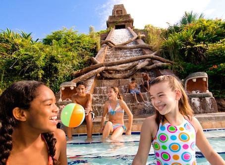 Beat the Heat at Walt Disney World