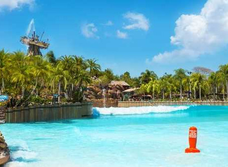 Visiting Disney Water Parks