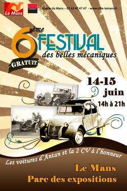 Festival des Belles mécaniques