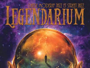 """Gala de danse 2019 """"Legendarium"""""""