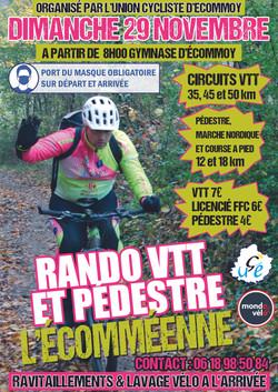 Rando VTT et pédestre