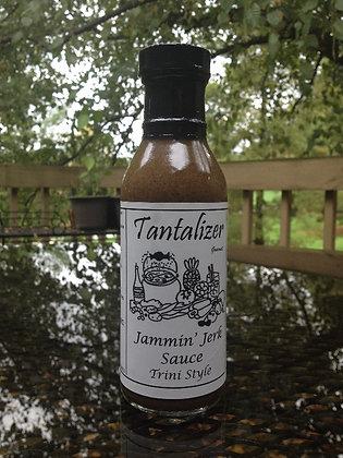 Jammin' Jerk Sauce - 12 oz