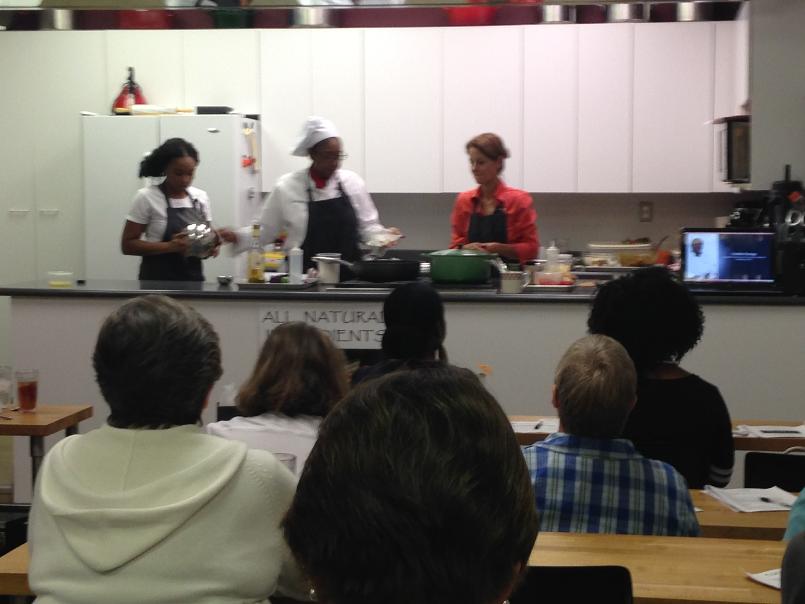 Cooks'Wares Class 2014