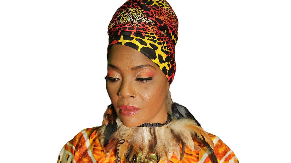 Majestic Beauty Head Wrap