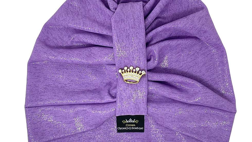 Lilac Turban