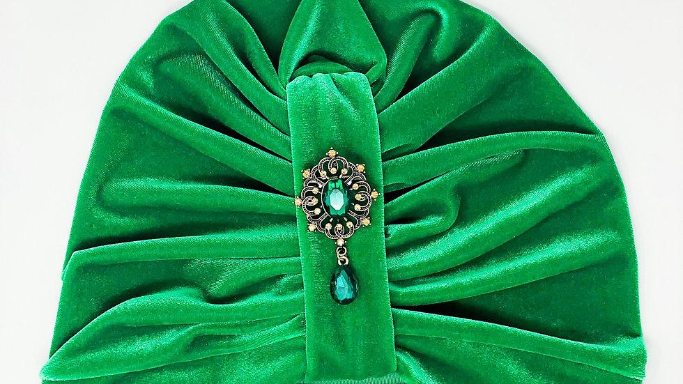 Emerald Turban