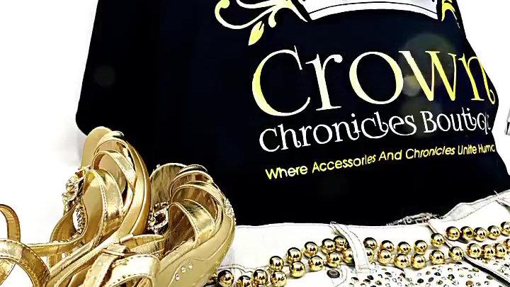 Crown Chronicles Boutique T-Shirt