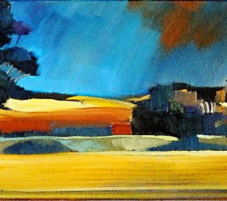 Susan Webb | NZ Landscape Paintings GALLERY