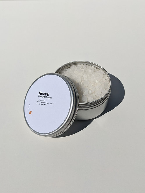 Revive // Energy bath salts