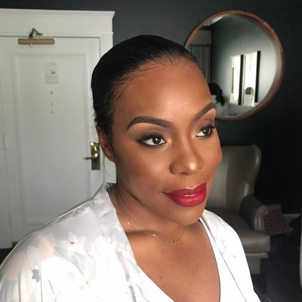 Black Portland Makeup Artist