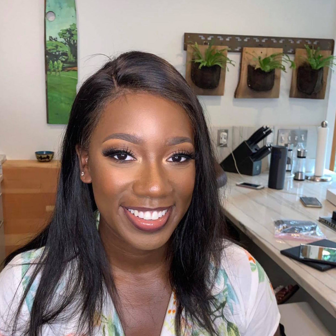 Woman of Color Makeup