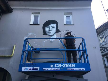 Pozabljene polovice (vsaj) v novem grafitu