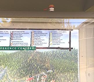 Bottle #110,Kanuga Conference Center, Hendersonville, North Carolina, USA