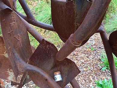 Bottle #18, Davis Trail, Shovel Gateway, Davis, California, USA