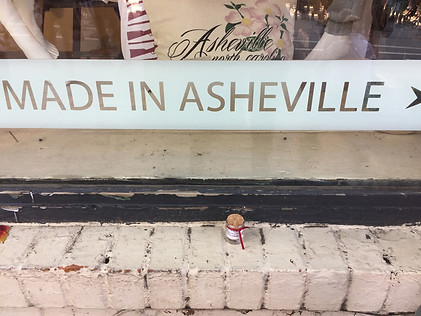 Downtown, Asheville, NC
