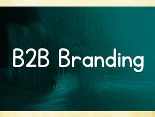 5 B2B Branding Mistakes