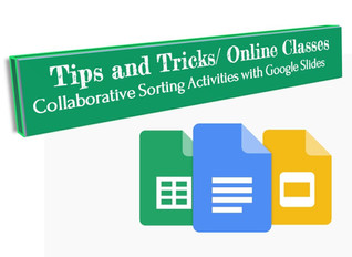Teaching Online: Using Google Slides with Videos.