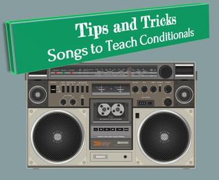 5 Songs to teach the 2nd and 3rd conditionals.