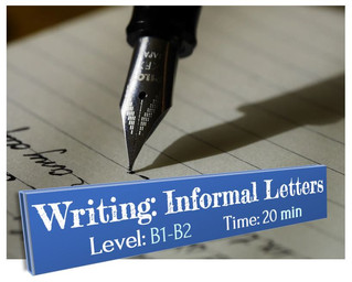 Informal Letter Writing 2: Responding to Questions.