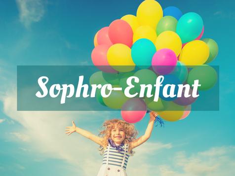 La sophrologie et les enfants
