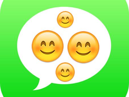 ¿Cómo crear una secuencia de mensajes no invasiva?
