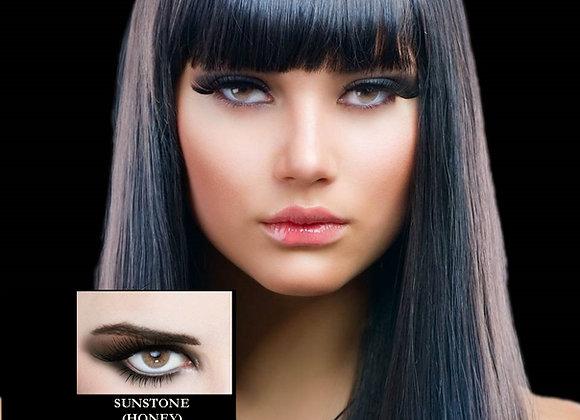 Shallow Diamond Sunstone (Honey)