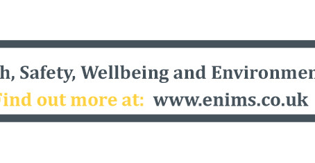 Health, Safety, Wellbeing and Environmental Month