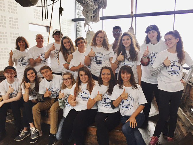 Young Ambassadors Adventure to Iceland