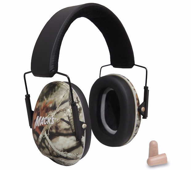 Mack's Ultimate Hearing Protection System
