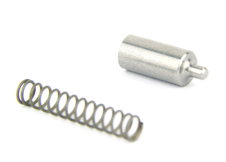 Buffer Spring Retaining Pin and Spring