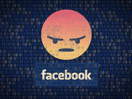 Facebook Thinks I'm Dangerous
