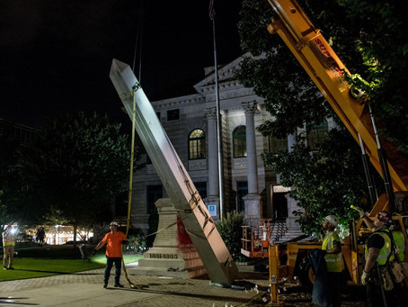 "Tearing Down Statues and Monuments May ""Feel"" Good Now, But It's a Bad Idea"