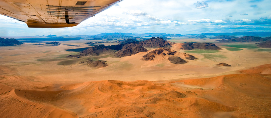 Take Me to the Clouds Above - Happy 31st Birthday, Namibia 🇳🇦