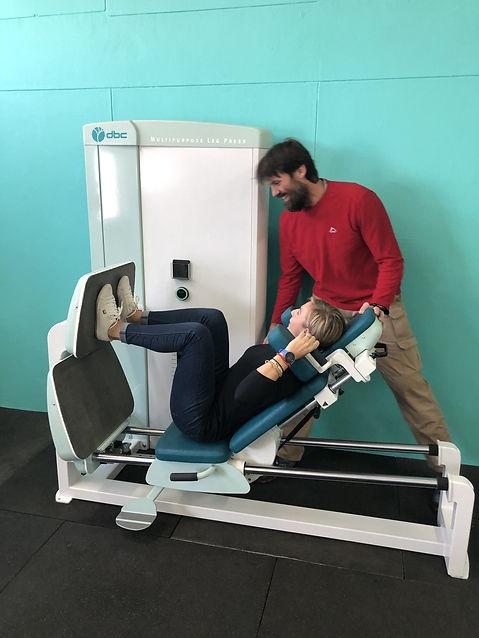 Agility Orthopaedic Centres program