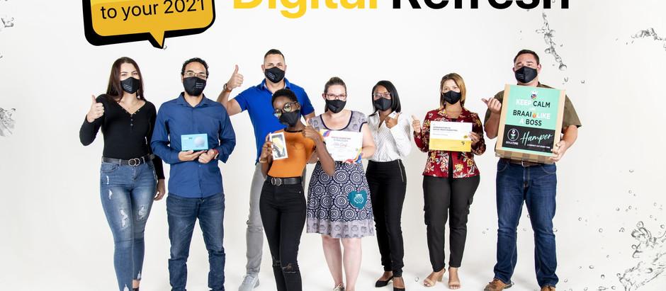 V5 Digital announces 2021 Digital Refresh Winners