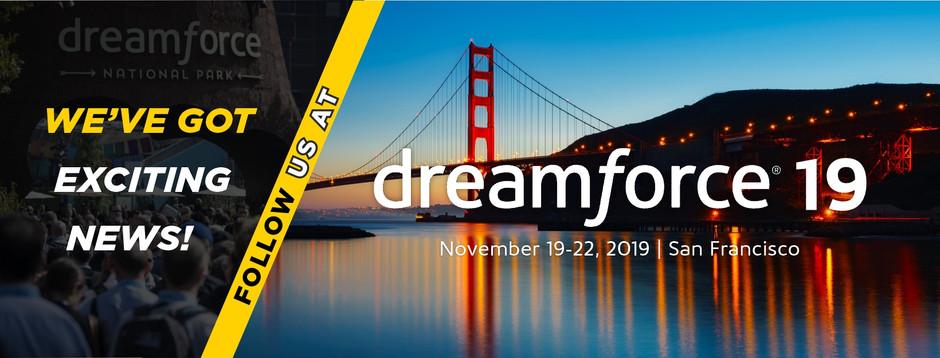 Join the V5 Digital journey at Dreamforce 2019