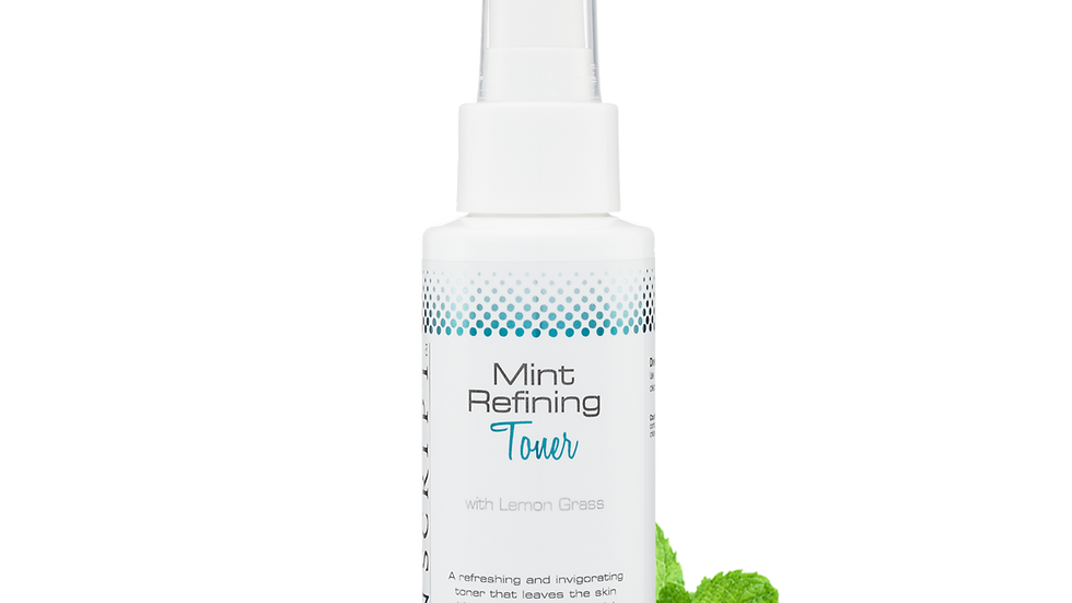 Mint Refining Toner