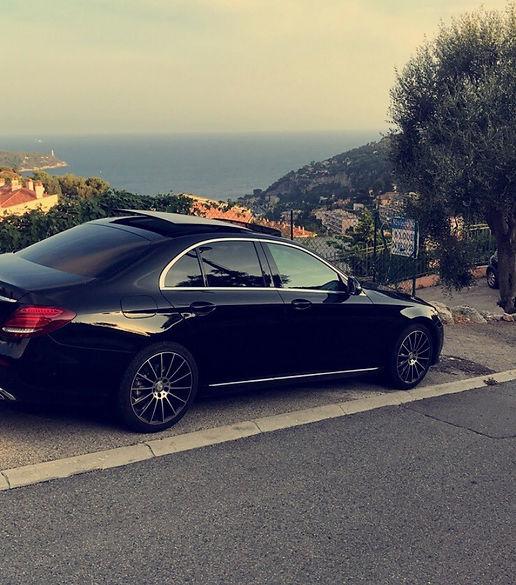 chauffeur vtc Monaco