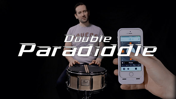 Double Paradiddle - Rudiment Lesson.