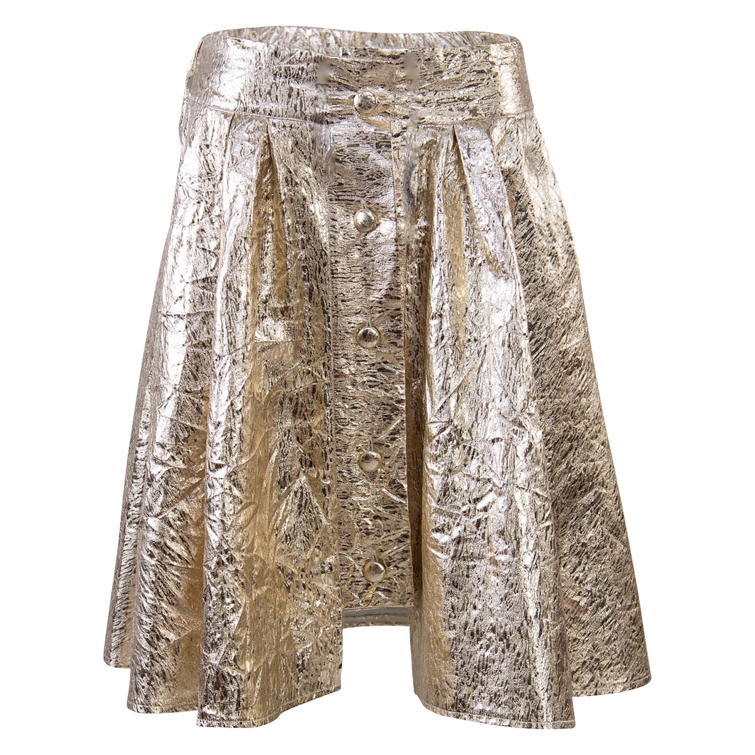 The Gold Crush Riding Skirt