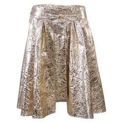 The Gold Crush Riding Skirt